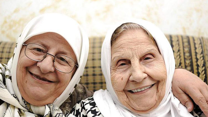 حقوق زنان سالمند در ایران