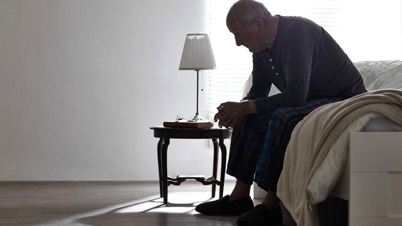 سالمندان و بیخوابی
