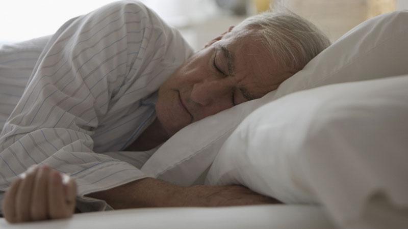 تاثیر خواب بر حافظه سالمندان