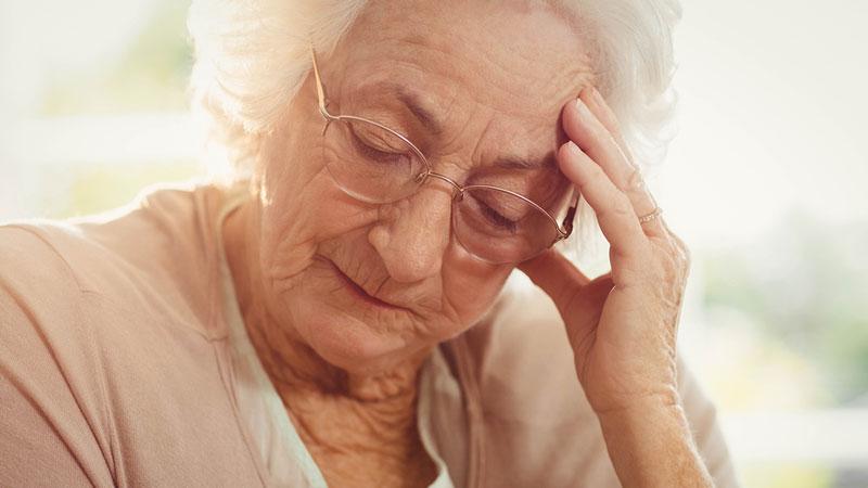 استرس در سالمندان
