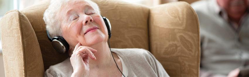 سالمندان و موسیقی