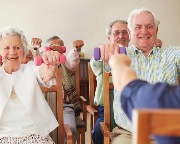 تقویت حافظه سالمند با ورزش