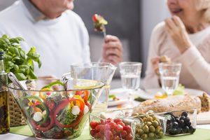 تاثیر ویتامین ای در سالمندی