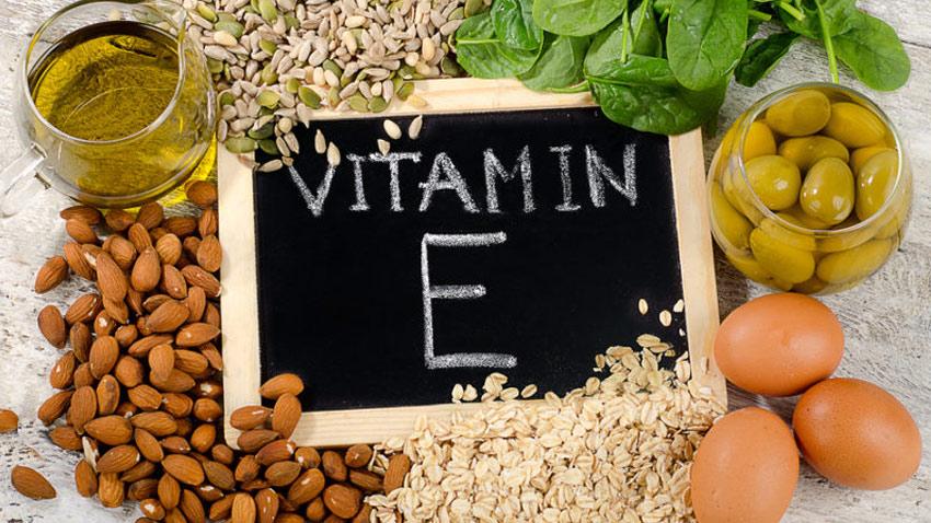 ویتامین e برای سالمندان
