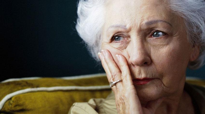 فشار روانی کمتر در سالمندان