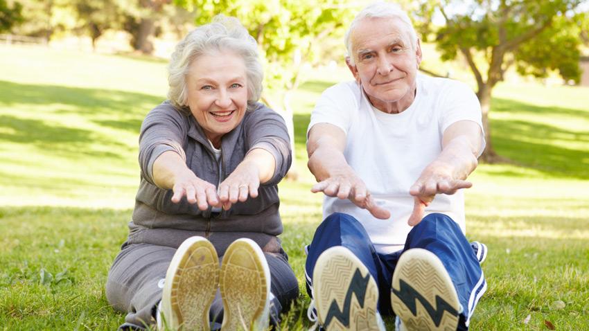افزایش قدرت بدنی سالمندان با ورزش