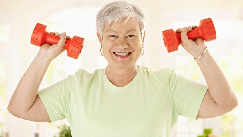 ورزش برای تقویت قوای جسمانی سالمندان
