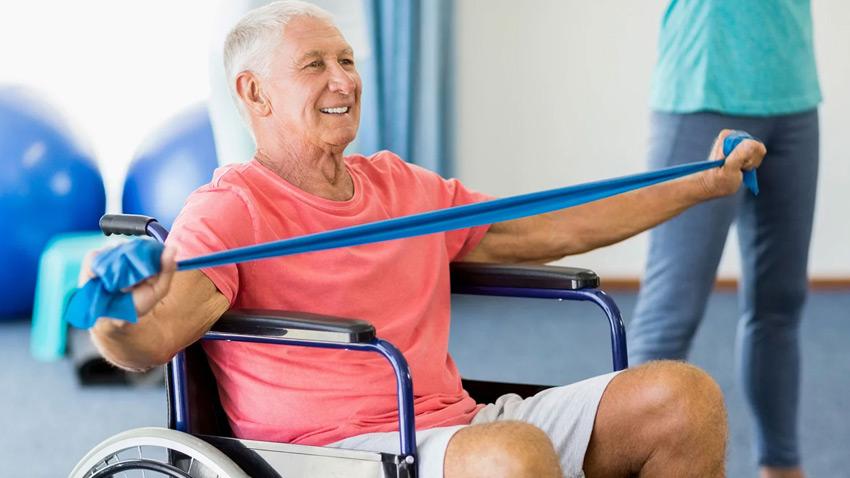 خطرات ورزشی در سالمند