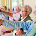 خطرات ورزش در سالمندان