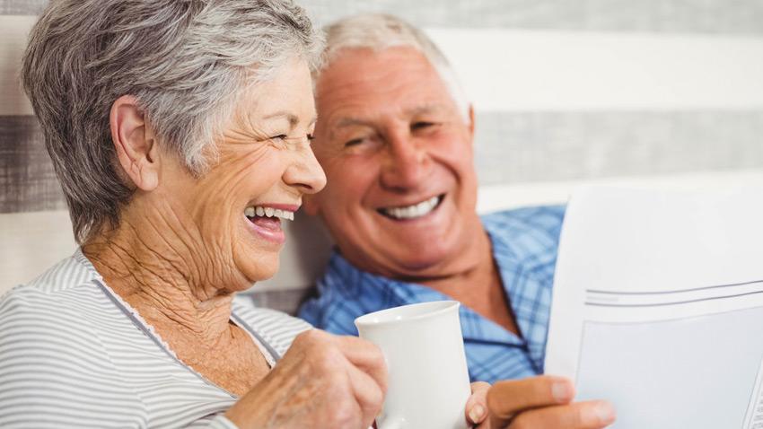 کمبود شادی در سالمندی