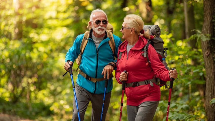 گروه کوهنوردی سالمندان