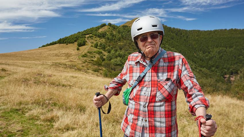 سالمندان کوهنورد