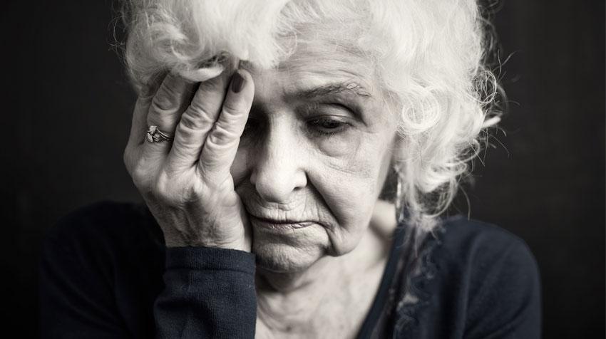 اظطراب در سالمندان