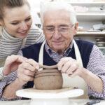 اهمیت سرگرمی برای سالمندان