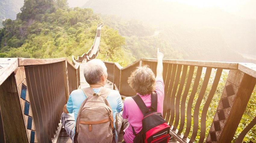 گردشگری سالمندان