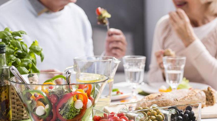 مسئله تغذیه مناسب فشار خون بالا